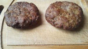 Hamburguesa de carne 1